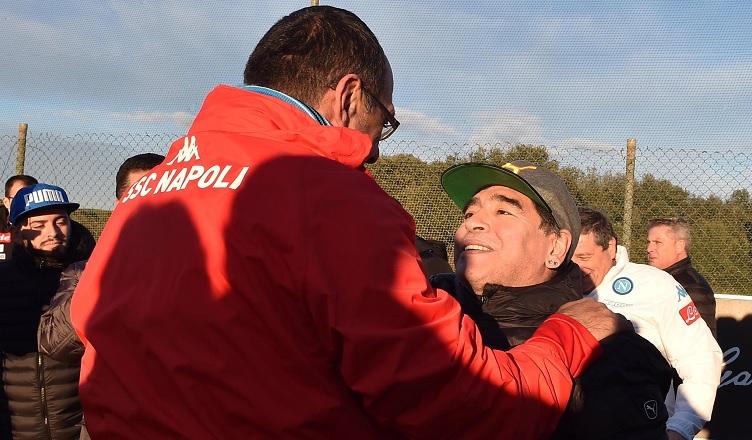 Maradona-Sarri
